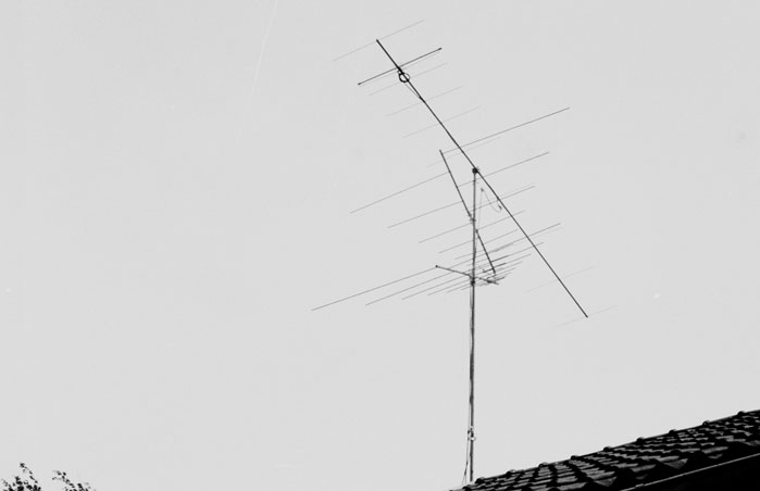 Sm6fhz Early Antennas